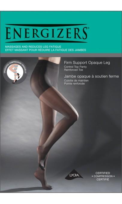 Bas culotte Energizers de silk jambe opaque a soutien ferme