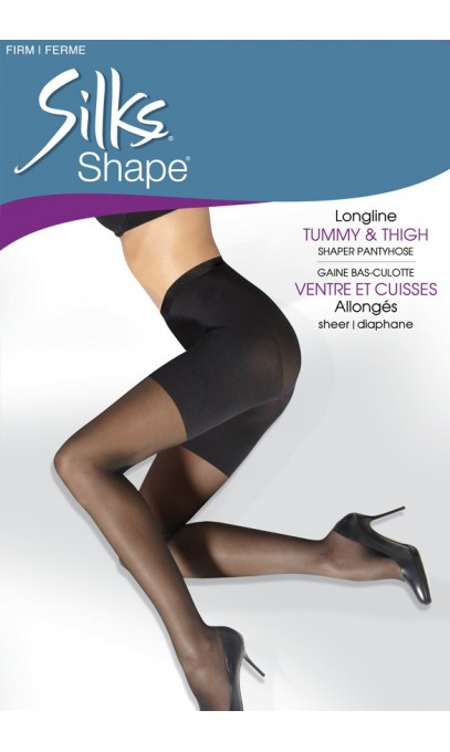 Tummy & Thigh Shaper Panthose