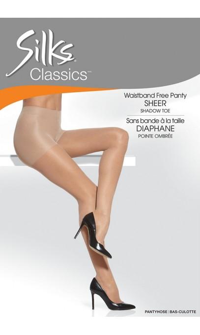 Pantyhose Waistband Free Panty