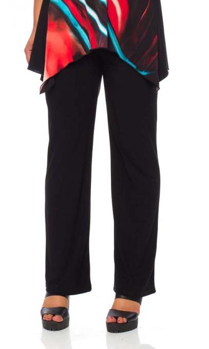 Pantalon Long Droit noir