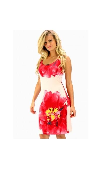 Dress the beautiful flower tango mango 2016 boutique for La belle fleur
