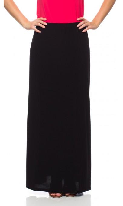 Jupe longue Mode gitane Noir