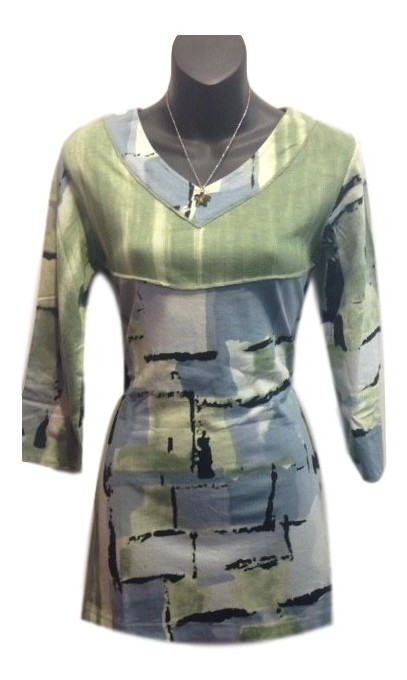 Sancia Tunic Collection Parsley & Sage