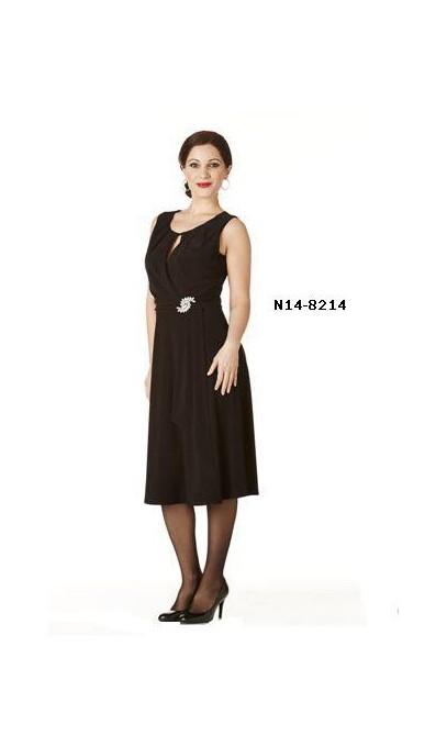 Splendide robe classic de la collection Modes Crystal Fashions