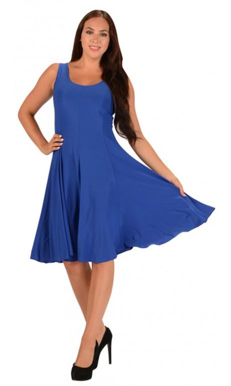 Robe Bleu Royal collection Creation