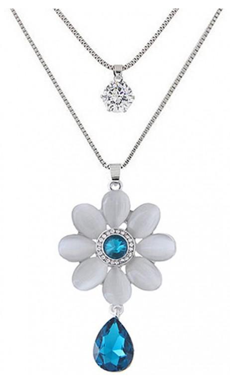 Collier la belle fleur