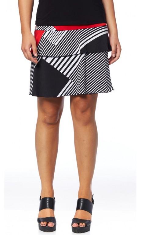 Jupe culotte imprimé Urbain Modes Gitane