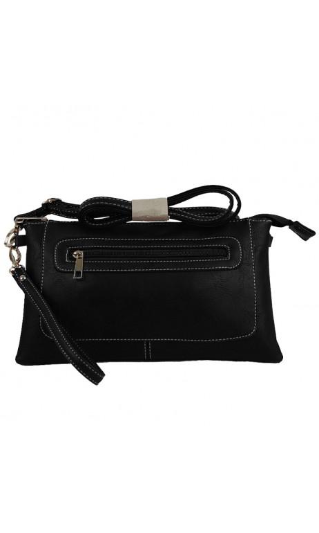 Petit sac à bandoulière Noir pour femmes
