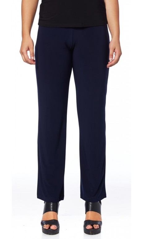 Pantalon long droit marine Mode Gitane