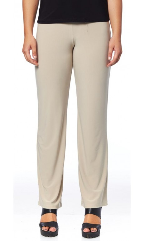 Pantalon long droit beige Mode Gitane