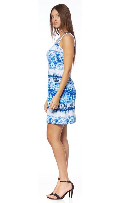 Robe soleil imprimé estival 2017 Modes Gitane