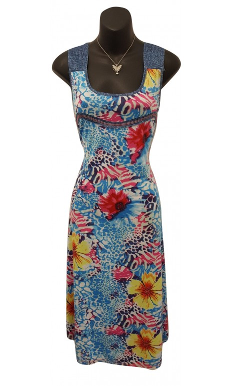 The dress Betty Blue Tango Mango
