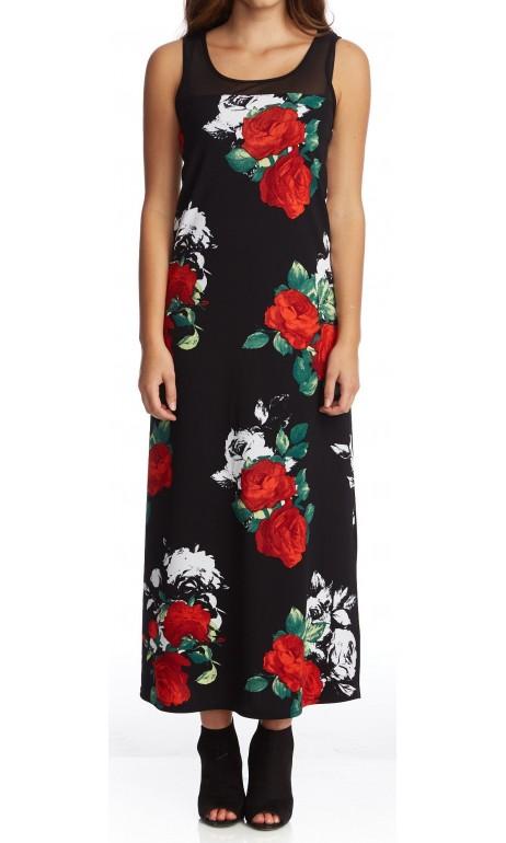 Robe longue Rosalie Modes Gitane