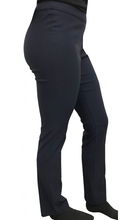 Pantalon long Bleu Marin GG Collection