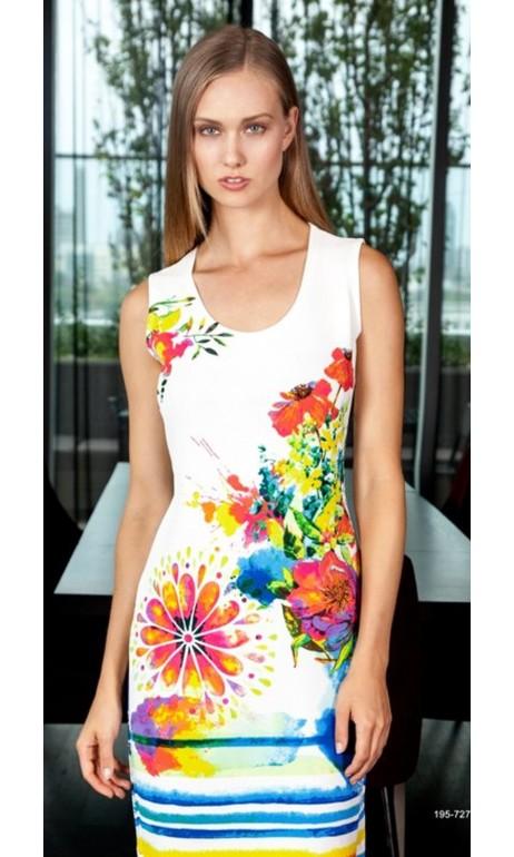 Tunique couleurs d'été Artex Fashions