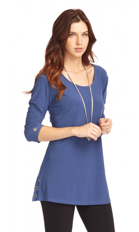 Modes Gitane Tunic Color Denim