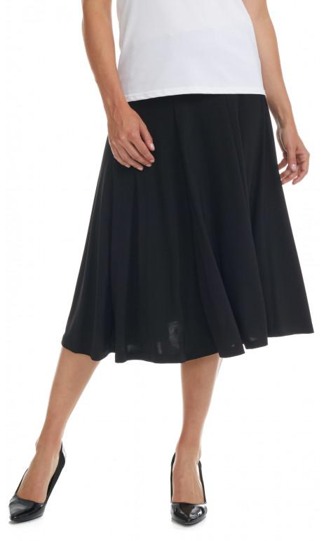 Jupe noire Collection Mode Gitane