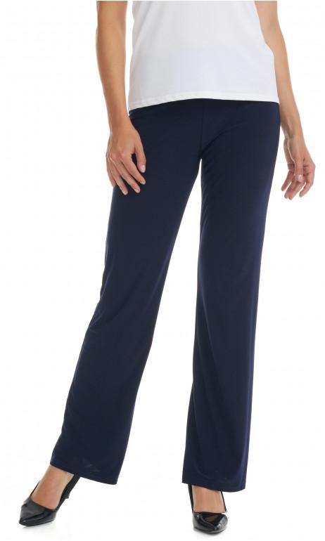 Pantalon long droit marine Mode Gitane