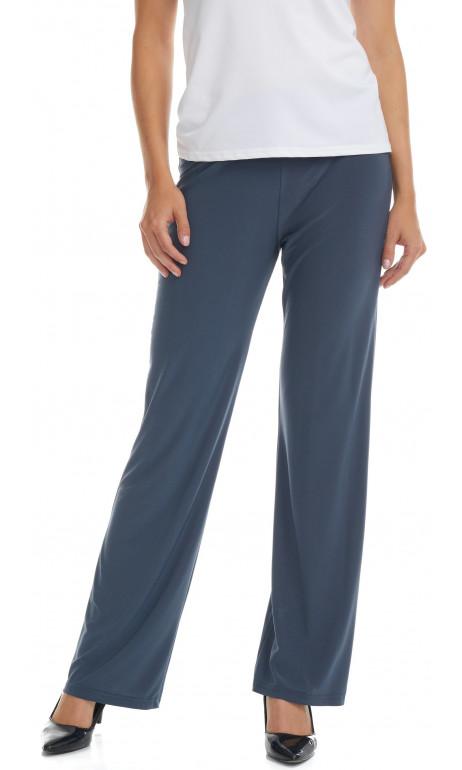 Pantalon long droit gris Mode Gitane