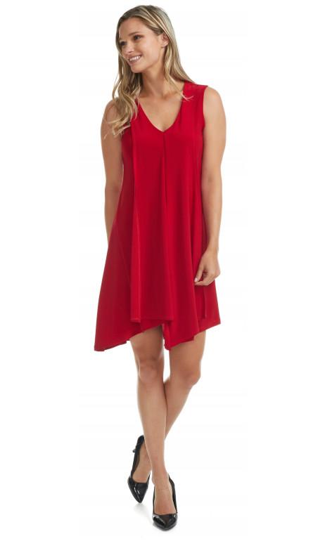 Robe élégante Rouge