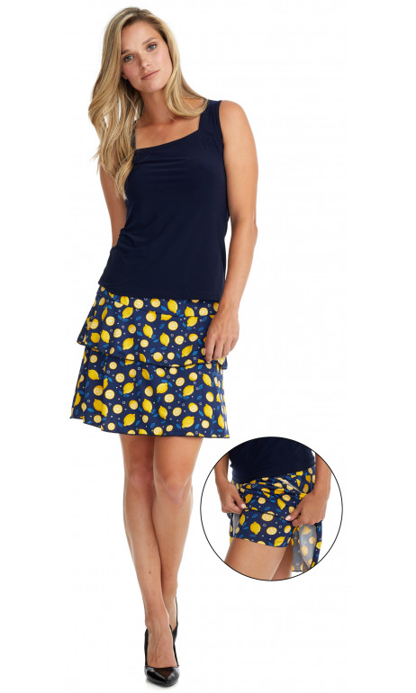 Jupe culotte Petits Citrons