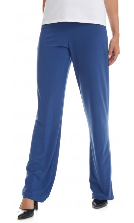 Pantalon droit Denim