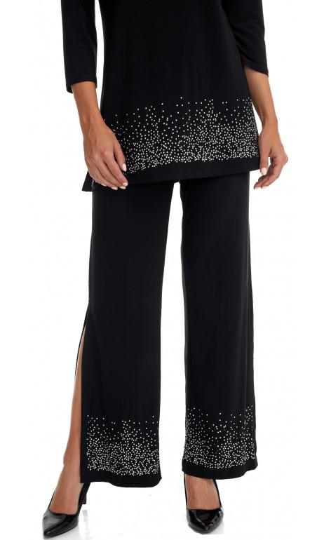 Pantalon Elena Noir
