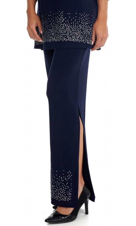Pantalon Elena Marine