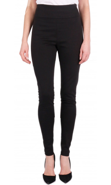 Pantalon Noir à enfiler