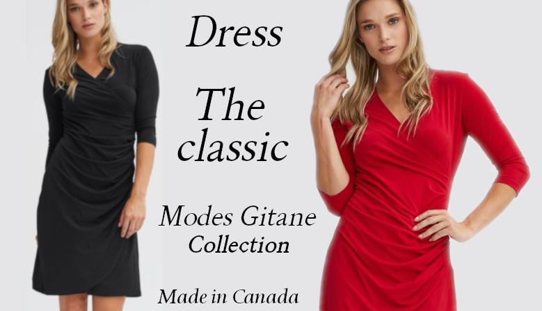 Women's plus size clothing classic