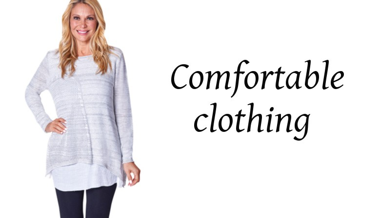 comfortable clothing for women