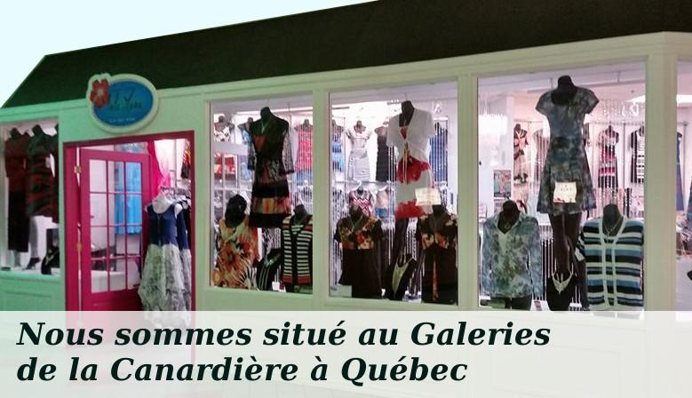 Boutique Isla Mona à Québec
