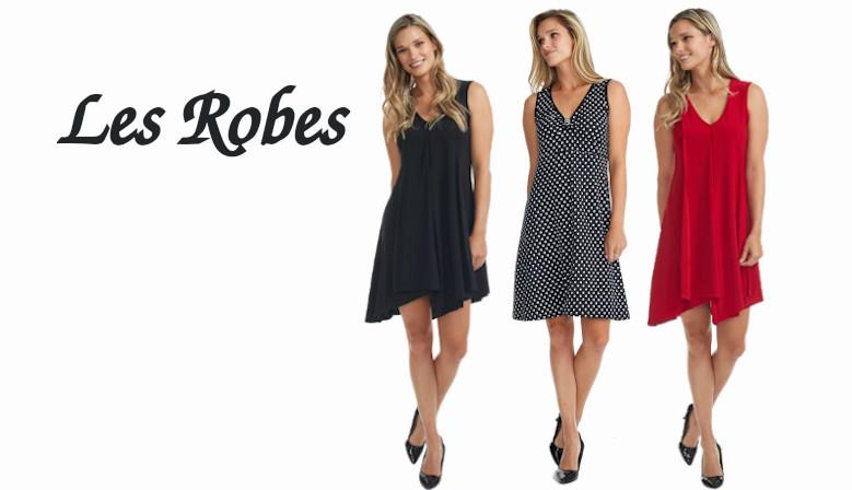 Robes comfortable pour femme