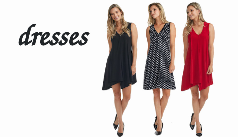 Comfortable dresses for women