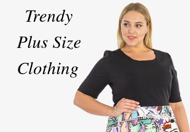 plus size/women clothing-curve