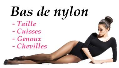 Bas de nylon pour femme Québec Filodoro Silks Dim